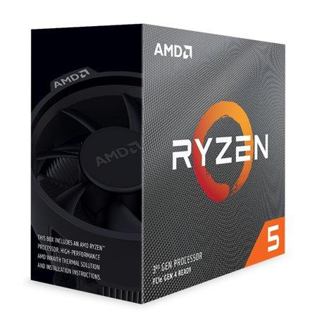 AMD RYZEN 5 3600X 4.4 GHZ  AM4 CAJA
