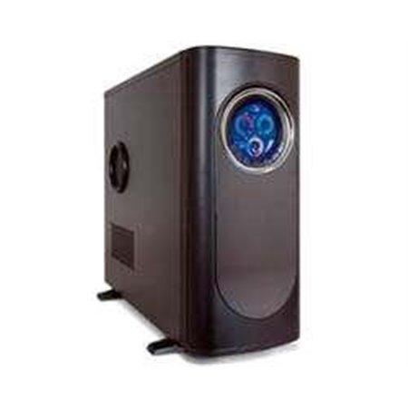 Gran Torre SATURN Gamer ATX con Display (AT9006-50333)