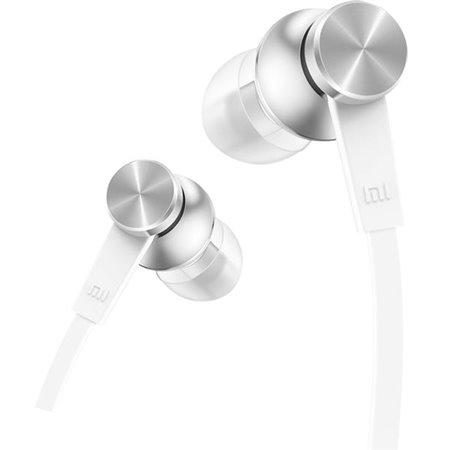 Auricular + Micro XIAOMI Mi In-Ear Plata (ZBW4355TY)