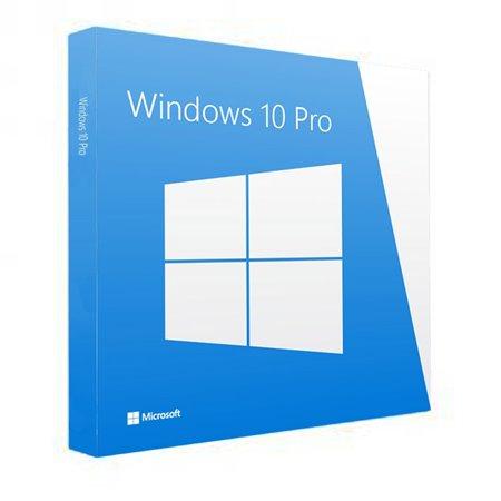 Windows 10 Pro 64-Bit OEM (FQC-08980)