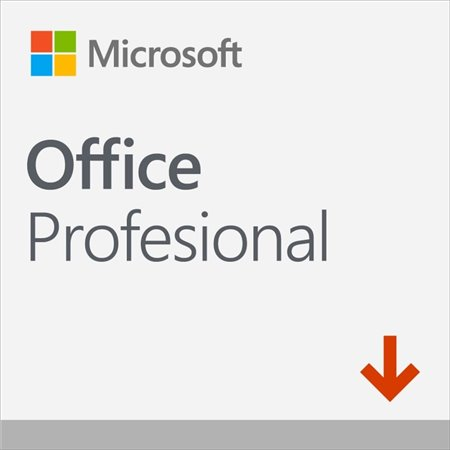 Microsoft Office Professional 2019 ESD Word/Excel/PowerPoint/Access/Publisher/Outlook/OneNote