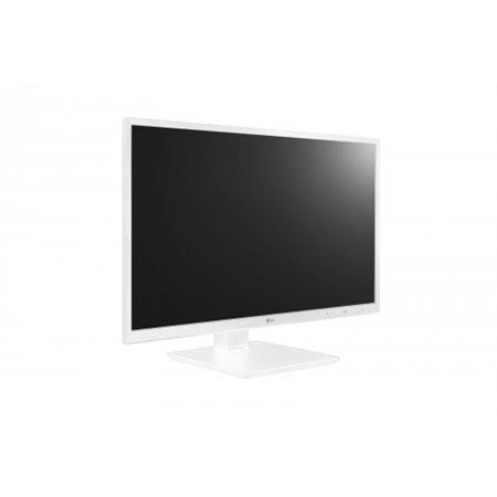 """Monitor LG 24"""""""" HDMI DVI DP MM Reg.(24BK550Y-W)"""