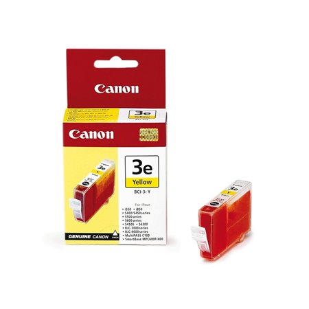 Tinta Canon BCI-3EY Amarillo (4482A002AA)