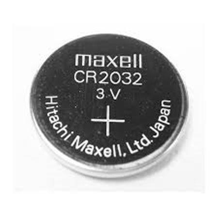 Pila Botón 3V  CR2032 Philips/Maxell/Panasonic