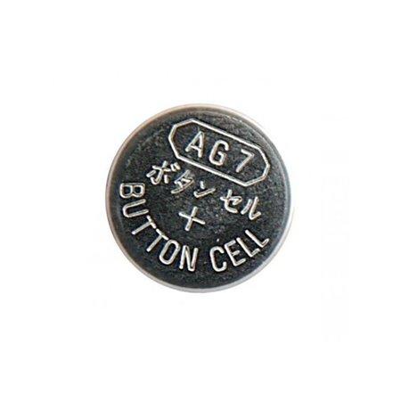 Pila alcalina 1.5v ag7/lr57