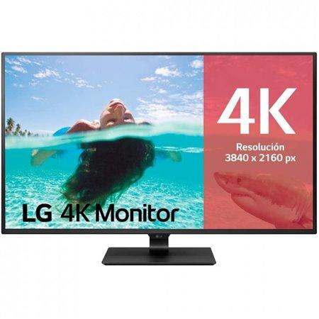 """Monitor LG 43"""" IPS UHD 4K Negro (43UN700-B)"""