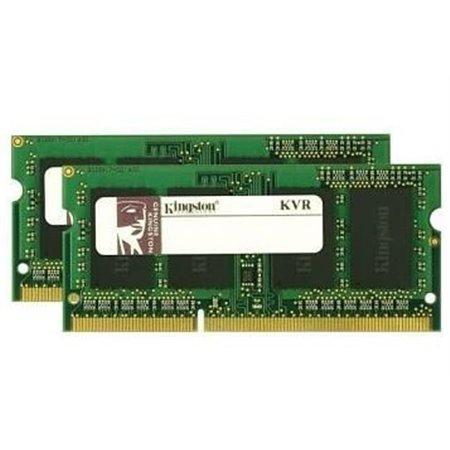 Modulo DDR3 1333MHz SODIMM 2GB KVR13S9S6/2