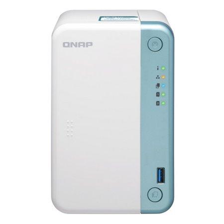 Caja Servidor NAS QNAP SOHO 2Bay (TS-251D-4G)