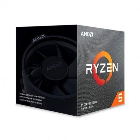 AMD RYZEN 5 3600XT 4.4 GHZ  AM4 CAJA