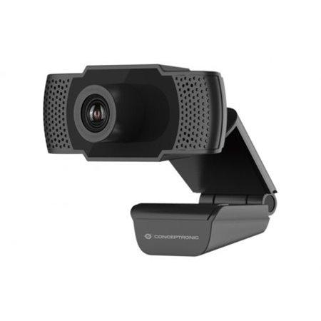 WebCam CONCEPTRONIC FHD Usb 3.6mm con micro (AMDIS01B)