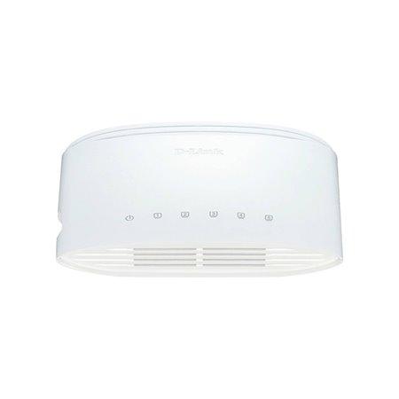 Switch D-Link 5P 10/100/1000 (DGS-1005D)