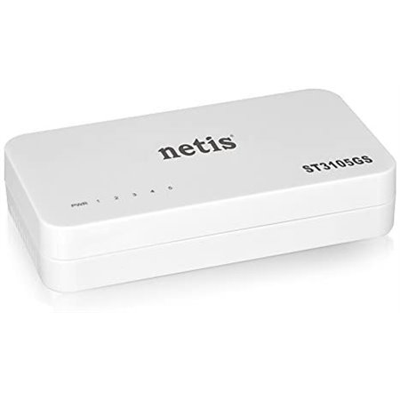 Switch NETIS 5p 10/100/1000 Mini (ST3105GS)