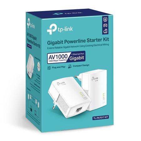 Kit Powerline TP-LINK AV100 (TL-PA7017 KIT)