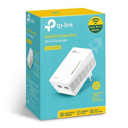 Powerline TP-LINK WIFI 300MB AV500 (TL-WPA4220)
