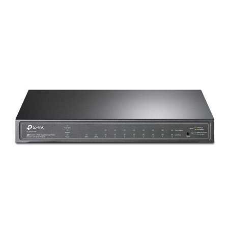Switch TP-LINK 10p Giga 8p (TL-SG2210P)