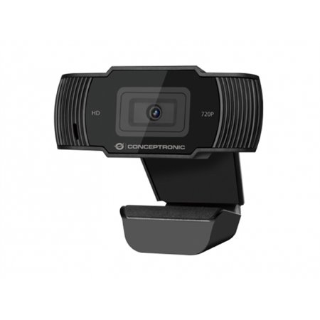 WebCam CONCEPTRONIC HD 720p Usb Micro (AMDIS03B)