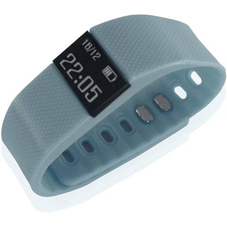 Smart Bracelet BILLOW BT4.0 Gris (XSB60G)