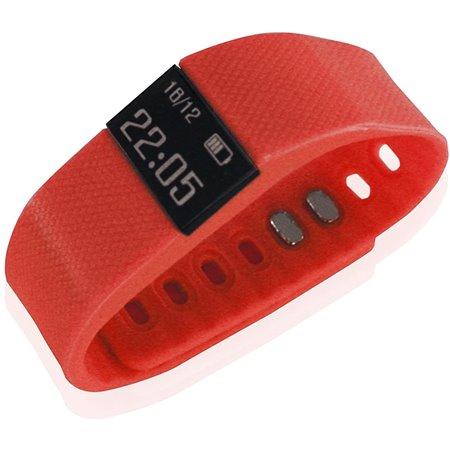 Smart Bracelet BILLOW BT4.0 Red (XSB60R)