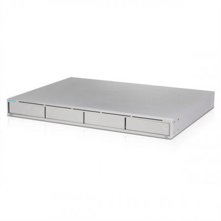 Grabador video UBIQUITI 4Bahias 10GB SFP+ Gigabit(UNVR)