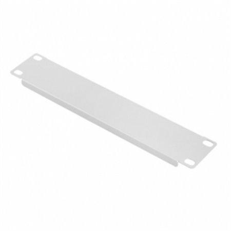 "Panel Ciego LANBERG para Rack 10"" 1U gris (AK-1403-S)"