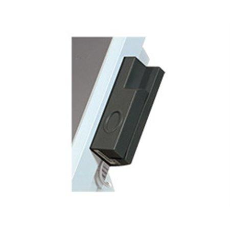 Lector tarj magnetica Posiflex 3p Negro USB (MR-3000)