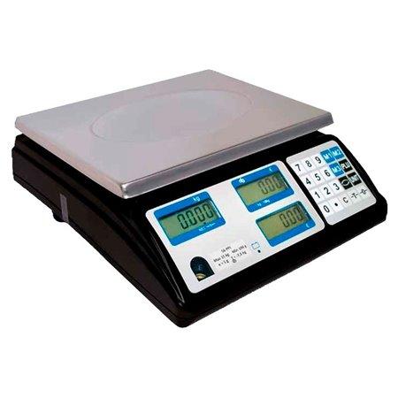 BALANZA NEPTUNO 56PPI 10G - 15KG BATERIA RS-232