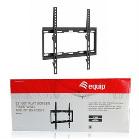 "Soporte TV EQUIP 32""-55"" Fijo 400x400 (EQ650310)"