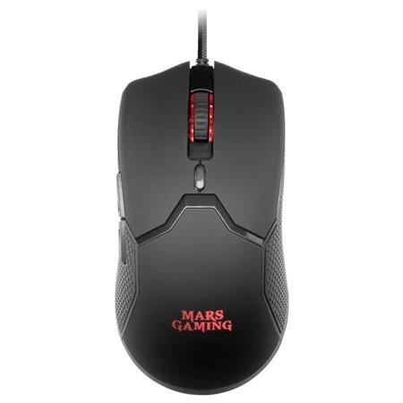 Ratón Mars Gaming RGB 10000dpi (MMV)