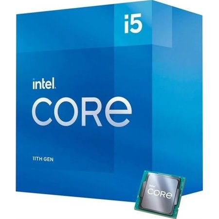 Intel Core i5-11400 2.6GHz LGA1200 12Mb Caja