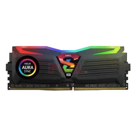 GEIL DDR4 8Gb SuperLuce RGB 3000MHz (GLS48GB3000C16ASC)