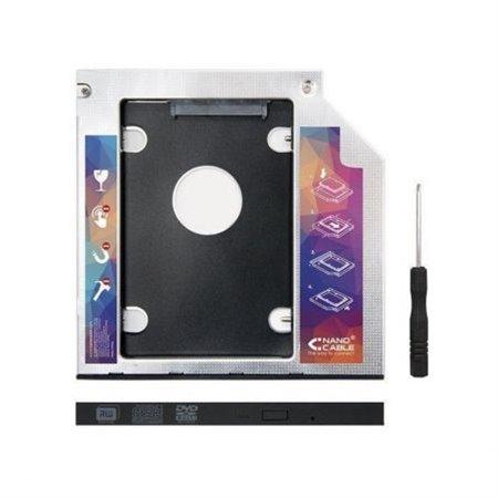Adaptador HDD 9.5mm a Optico Portátil 12mm (10.99.0102)