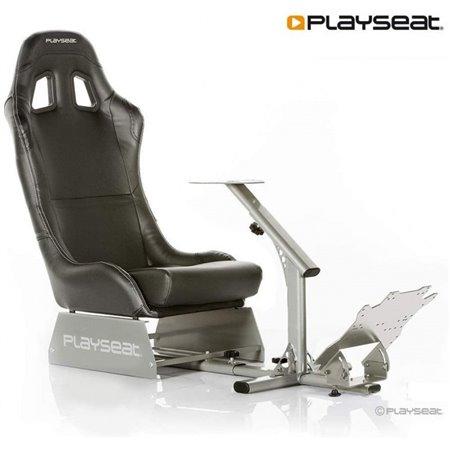 Asiento Gaming PLAYSEAT EVOLUTION Negro (REM00004)