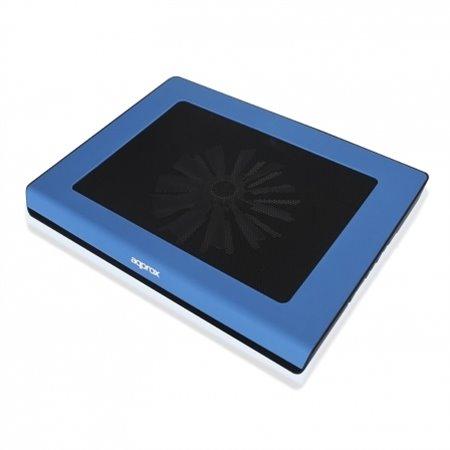 "Soporte Refrigerante APPROX 15.6"" Azul Pál (APPNBC06LB)"