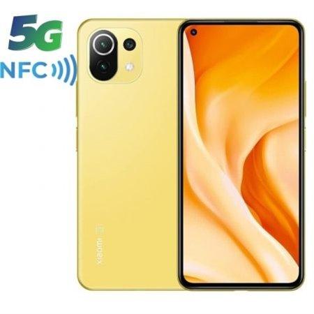 """Smartp. XIAOMI Mi 11 Lite 6.55"""" 8Gb 128Gb 5G Amarillo"""